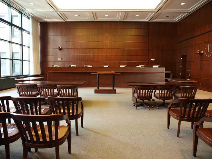 Tribunal De Police, Tribunal Correctionnel, Cour Du0027Appel